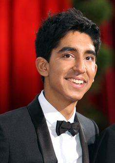 Dev Patel, British-Indian Actor of Slumdog Millionaire and Skins