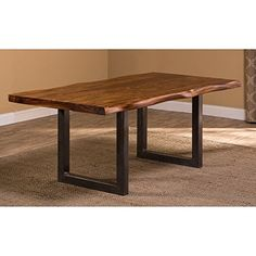 Rectangular Dining Table in Gray Finish ** Check out the image by visiting the link. (This is an affiliate link and I receive a commission for the sales) #DiningTables