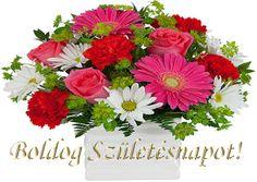 szn3 Birthday Cupcakes, Gerbera, Happy Birthday, Table Decorations, Flowers, Plants, Google, Home Decor, Anniversary Cupcakes