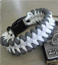 Paracord Bracelet by francine
