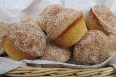 donut muffins, under 100 calories!