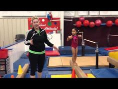 4 yr old beam - YouTube
