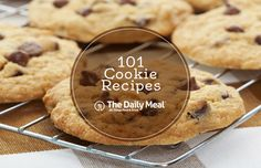 This holiday season, as you search for edible gift and cookie platter ideas, peruse The Daily Meal's round up of 101 cookie recipes, including everything from the classic to the quirky, that is sure to satisfy your cookie needs.