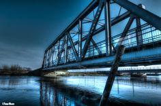 Bridge In Sweden