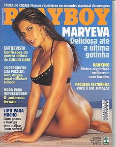 Playboy (Brazilian Edition) July 2003