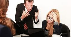 Η ψυχολογία του εργασιακού εκφοβισμού