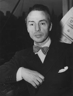 George Balanchine (1904-1983) founder of the New York City Ballet.