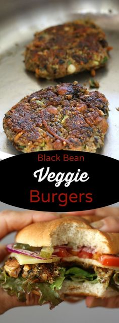 Black Bean Veggie Burgers recipe is one of the best tasting guilt free meals around. Recipe calls for almond, quinoa and sweet potato. Creates burgers incredibly satisfying and is completely Vegan and gluten-free. http://www.thefedupfoodie.com