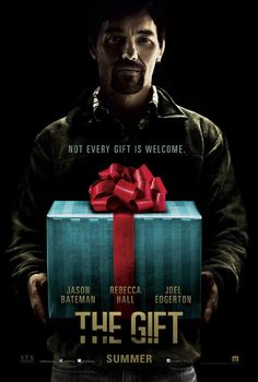 Directed by Joel Edgerton.  With Jason Bateman, Rebecca Hall, Joel Edgerton, Allison Tolman. A young married couple's lives are thrown into a harrowing tailspin when an acquaintance from the husband's past brings mysterious gifts and a horrifying secret to light after more than 20 years.