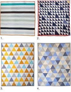 Old Fashioned Quilts Live in Modern Homes, Too! | Apartment Therapy