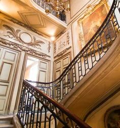 HOTELS PARTICULIERS DE PARIS : L'HOTEL DES AMBASSADEURS DE HOLLANDE