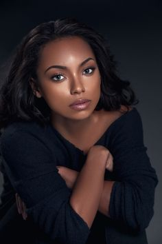 """She wants to be great.Even in the lighthearted moments — and there are lots of them — you can still sense that a greater purpose lies within actress Logan Browning. As the star of VH1's breakout dance drama """"Hit the Floor,"""" Browning has seen her fair share of the spotlight. ..."""