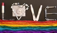 IVF rainbow baby announcement!