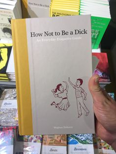 Funny book I think people would pick up as a last minute dick etc.
