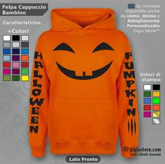 http://www.gigiostore.com/magliette-halloween/343-felpa-halloween-personalizzata-bambino.html  halloween costumes, Halloween Costumi, Halloween, halloween Magliette, halloween T-shirts, Felpe Halloween, Halloween Hoodies, Festa di Halloween, Halloween Party, disegni di Halloween, idee per halloween, fancy dress ideas, Idee regalo, Gift ideas, Halloween Pictures