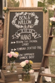Decade-long journey leads Willow & Ben to their relaxed rustic #wedding