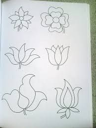 result for ojibwe floral beadwork patterns Bead Embroidery Patterns, Applique Patterns, Loom Patterns, Beaded Embroidery, Flower Patterns, Beading Patterns, Flower Designs, Hand Embroidery, Embroidery Designs