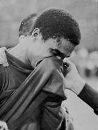 WK-voetbal, Eusebio in puin na verloren demi-finale