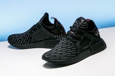 "The ""Triple Black"" name tag has a looser connotation on this dope adidas NMD_XR1 Primeknit.   http://www.stadiumgoods.com/nmd-xr1-pk-cblack-cblack-ba7214  #adidas"