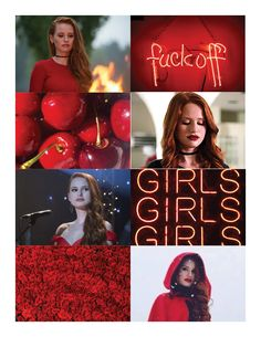 Cheryl Blossom moodboard Riverdale Cw, Riverdale Aesthetic, Riverdale Fashion, Cheryl Blossom Aesthetic, Archie Comics Riverdale, Cheryl Blossom Riverdale, Famous In Love, Cw Series, Red Aesthetic