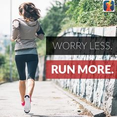 It's amazing what a #run can do for your soul.