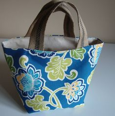 NEW Bucket Tote by ShaggyBaggy on Etsy, $39.00