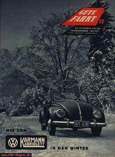 VW - 1952 - Gute Fahrt