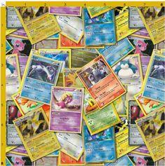 Pokemon Card Fabric Bag Patterns, Pokemon Cards, Quilting, Lunch, Fabric, Bags, Tejido, Handbags, Taschen
