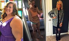 Singer sheds 159lbs after she was given 15 years to live