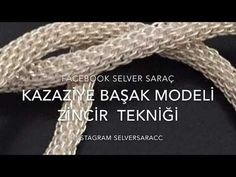 Turks Knot, Viking Knit, Crewel Embroidery, Wire Work, Crochet Hats, Make It Yourself, Knitting, Silver, Blog