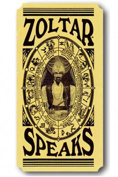 Fortune from Zoltar, Monterey CA banned books display 2014 inspiration Psychic Chat, Free Psychic, Fortune Cards, Gypsy Fortune Teller, Circus Poster, Circus Theme, Vintage Graphic Design, Fortune Telling, Palmistry