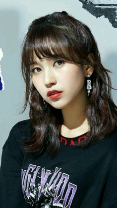 Birthday : Nationality : USA/Japan Height : Position : Sub Vocalist Featured songs : Feel Special,Fancy,TT,. Nayeon, Kpop Girl Groups, Korean Girl Groups, Kpop Girls, Blackpink Twice, Twice Kpop, Korean Beauty Standards, My Girl, Cool Girl