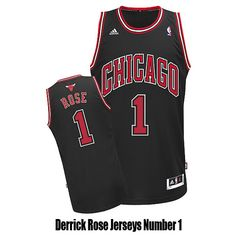 Derrick Rose Jerseys