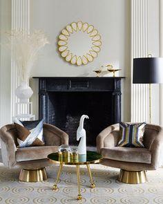 For more luxury modern living room interior design inspirations check our website Nachhaltiges Design, Deco Design, Interior Design, Design Trends, Design Ideas, Modern Interior, Color Trends, Classic Interior, Design Styles