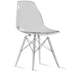 DSW Stuhl Durchsichtig