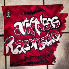 1166 Best Razorbacks Images In 2019 Arkansas Razorbacks