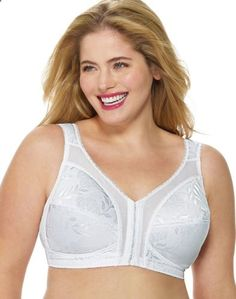 3e26345fff Playtex Women s Front Close with Flex Back Bra