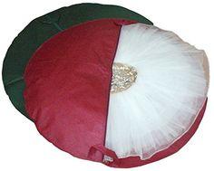 Tree Skirts, Bordeaux, Bean Bag Chair, Christmas Tree, Holiday Decor, Bags, Smile, Amazon, Vestidos