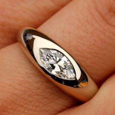 Diamond Rings, Diamond Jewelry, Gold Jewelry, Jewelry Rings, Man Jewelry, Marquise Diamond, Marquise Cut, Jewellery, Affordable Jewelry