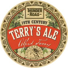 Terry's Ale - Thunder Road Brewing Company
