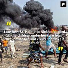 Rev sister dies in Lagos fire after rescuing children. Sisters, Fire, Children, Young Children, Boys, Kids, Child, Kids Part, Kid