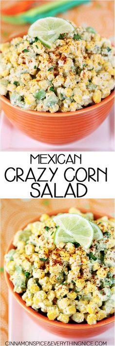 Mexican Crazy Corn Salad