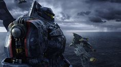 49 New Still Images From Guillermo del Toro\'s Pacific Rim Released