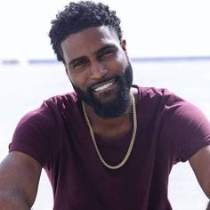 beach, beards, and chocolate image beach, beards, and chocolate image Fine Black Men, Handsome Black Men, Fine Men, Cute Black Guys, My Black Is Beautiful, Gorgeous Men, Dark Man, Black Men Beards, Chocolate Men