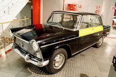 SEAT 1500 monofaro (versión TAXI de Barcelona)