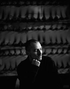 kodak, tri-x, tri-x400, 6x7, Pentax67, portrait, film, medium format, 120, mediumformat, bokeh, 105mm, man, analog, shadow, light, bw, b&w, black&white