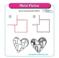 Metal Plating by Ina Sonnenmoser