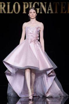 Wedding Bridal Dress Rose// Carlo Pignatelli // Bridal Collection 2016