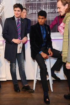 Thomas Pink Men's RTW Fall 2015