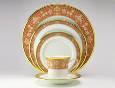 Noritake China - Luxemburg Pattern